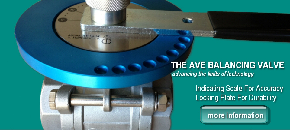 Industrial Valves, Automated Valve & Equipment Co.