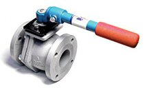 American Valve Ductile Ball Valve