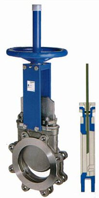 Orbinox Knife Gate Valves Series 10 20 21 61