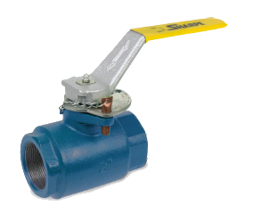 SHARPE Oil Patch Ductible Iron Ball Valve 1500 PSI