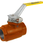 SHARPE Oil Patch 2500 PSI Ball Valve
