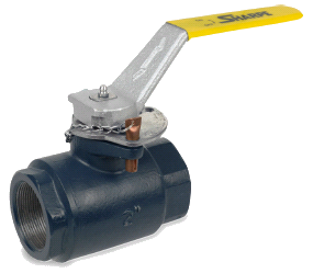 SHARPE Oil Patch Carbon Steel Ball Valve 3000 PSI