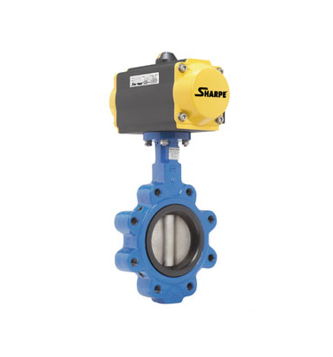 SHARPE Series 17 Butterfly Valve