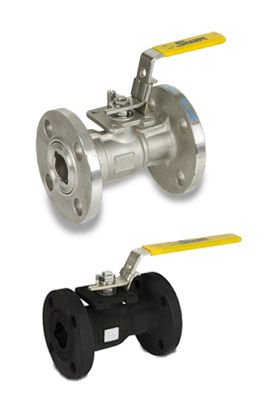 SHARPE Series 54 Flanged Standard Port Ball Valve