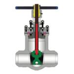 POWELL VALVES Pressure Seal Gate Valves