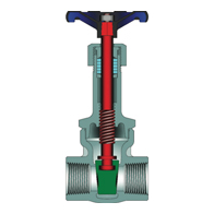 POWELL VALVES Corrosion Resistance Gate Valves