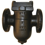 Mueller Steam Specialty Basket Strainer - Simplex 166-DI