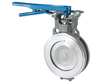 POWELL Quarter-flex High Performance Butterfly Valves