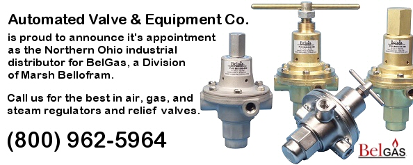 We're the Northern Ohio Industrial Distributor for BelGas