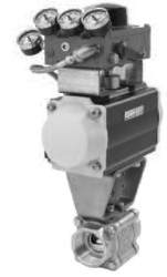 SHARPE VALVES Series V84 Control Valves